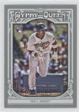 2013 Topps National Convention - Gypsy Queen #NCC-YP - Yasiel Puig