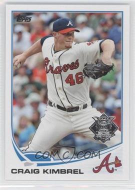 2013 Topps National League All Star Team - [Base] #NL-15 - Craig Kimbrel