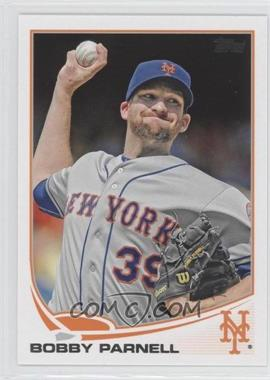 2013 Topps New York Mets - [Base] #NYM-12 - Bobby Parnell