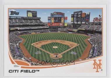 2013 Topps New York Mets - [Base] #NYM-17 - New York Mets Team