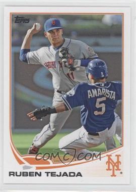 2013 Topps New York Mets - [Base] #NYM-6 - Ruben Tejada