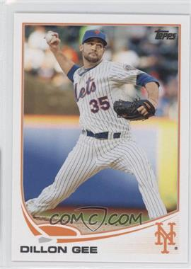 2013 Topps New York Mets - [Base] #NYM-9 - Dillon Gee
