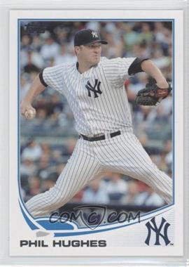 2013 Topps New York Yankees - [Base] #NYY-11 - Phil Hughes