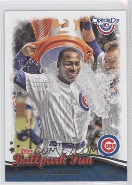 2013 Topps Opening Day - Ballpark Fun #BF-20 - Alfonso Soriano