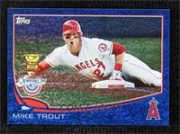 Mike Trout #/2,013