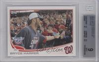 Bryce Harper (With Fans) [BGS9]