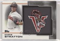 Chris Stratton #/75
