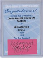 Luis Aparicio /10 [REDEMPTION Being Redeemed]