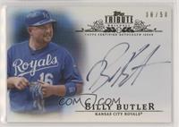 Billy Butler #/50