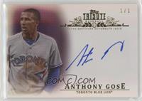 Anthony Gose #/1