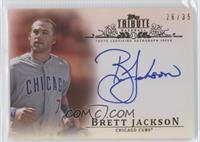Brett Jackson #/35