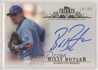 Billy Butler #/99