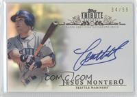 Jesus Montero #/99