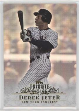 2013 Topps Tribute - [Base] #25 - Derek Jeter