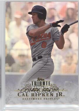 2013 Topps Tribute - [Base] #40 - Cal Ripken Jr.