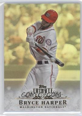 2013 Topps Tribute - [Base] #49 - Bryce Harper