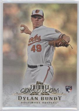 2013 Topps Tribute - [Base] #82 - Dylan Bundy