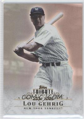 2013 Topps Tribute - [Base] #88 - Lou Gehrig