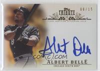 Albert Belle /15