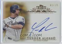 Yonder Alonso /15