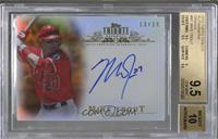 Mike Trout /25 [BGS 9.5]