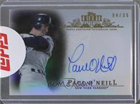 Paul O'Neill [ENCASED] #/35