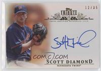 Scott Diamond /35