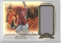 Joey Votto /15