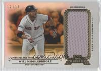 Will Middlebrooks /15