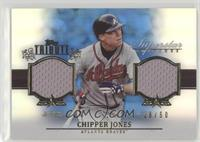 Chipper Jones #/50