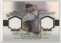 Clayton Kershaw #64/99