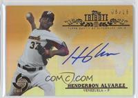 Henderson Alvarez /15