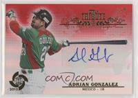 Adrian Gonzalez #1/5