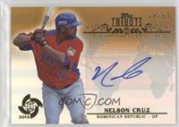 Nelson Cruz #/35