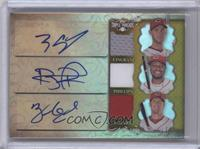 Tony Cingrani, Zack Cozart, Brandon Phillips /9