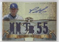 Matt Moore /18