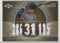 Chase Headley /27