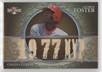 George Foster #/27