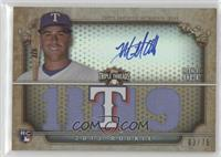 2013 Rookie - Mike Olt #/75