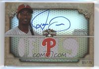 Future Phenoms - Domonic Brown [Noted] #/75