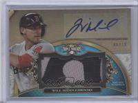 Will Middlebrooks #/10