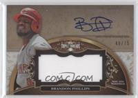 Brandon Phillips /75