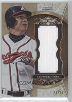 Chipper Jones /27