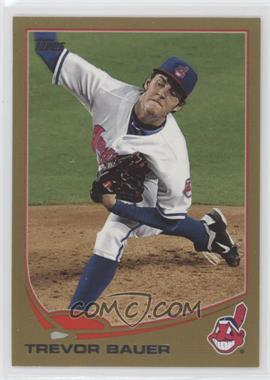 2013 Topps Update Series - [Base] - Gold #US2 - Trevor Bauer /2013