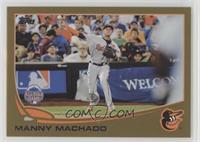 Manny Machado [Noted] #/2,013