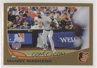 Manny Machado #/2,013