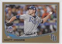 Matt Moore /2013