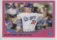 Clayton Kershaw #/50