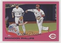 Brandon Phillips #/50