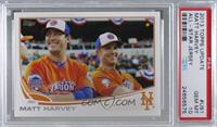 Matt Harvey (Orange All-Star Jersey) [PSA 10 GEM MT]